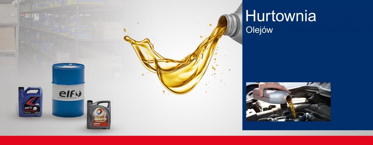 Sprzedaż hurtowa olejow Olesnica